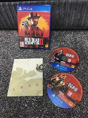 Red Dead Redemption 2 Game For Sony PlayStation 4