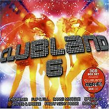Clubland 6 by Various Artists   CD   condition acceptable