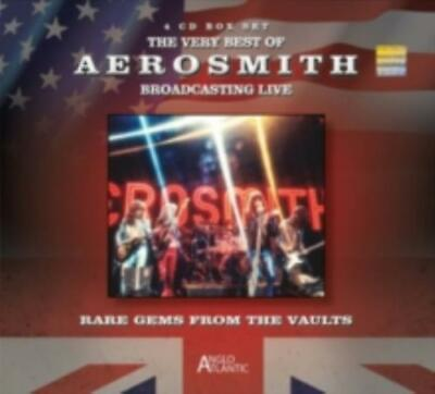 Aerosmith: The Very Best of Aerosmith =CD=