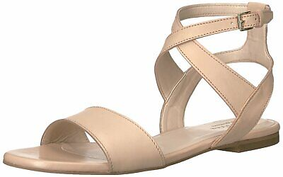 f71c2916184 Cole Haan Womens Fenley Sandal Leather Open Toe Casual Ankle Strap Sandals