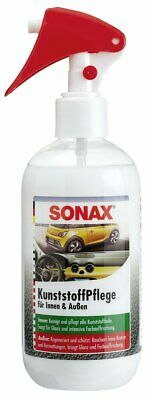 Sonax 02051410 Plastic Cleaner Maintenance Indoor & Outdoor 300 ML