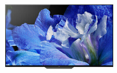 "New Sony - A8F - KD55A8F - 55"" 4K HDR OLED Android TV"