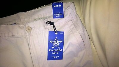 Boys Trousers KUSHIRO CITY Size 30 fit 14 years old NEW with Tags