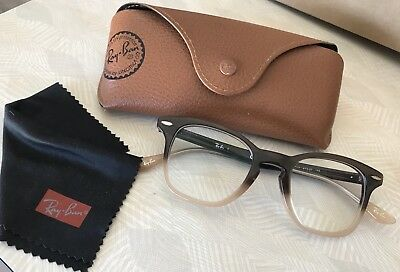 Rayban Glasses Retro 50s Vintage Style Authentic