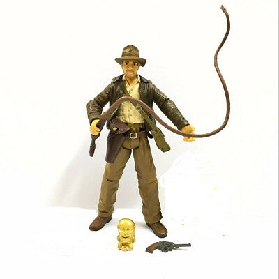"3.75"" Indiana Jones Raiders of Lost Ark  Figure with Accessories Loose Toys"
