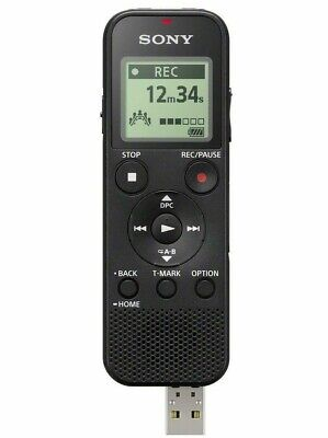 Sony Built-In USB 4GB Memory Mono Digital Voice Recorder 55 Hours Recording Time