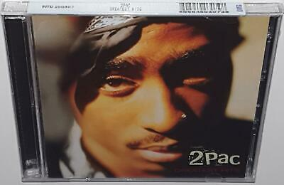 2Pac Greatest Hits (Clean) (1998) Brand New Sealed 2Cd Set Hit Em Up