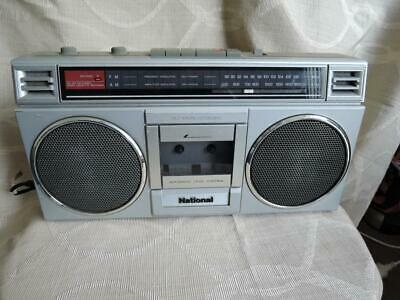 National RX 4920 Boombox Ghettoblaster