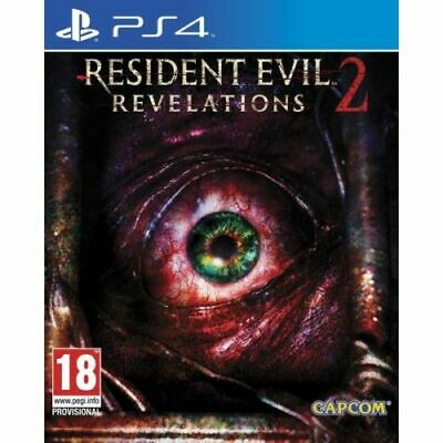 Resident Evil Revelations 2 PlayStation 4 PS4 Game PAL Vers New Sealed In Stock