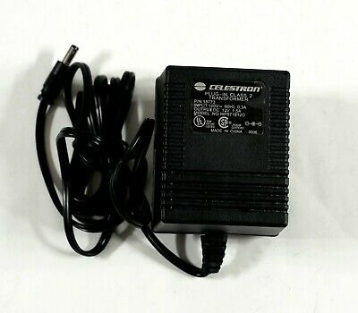 Celestron 120V AC Wall Power Adapter Cable Computerized Telescopes, Model #18773