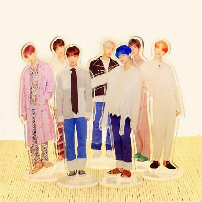 Kpop BTS Map of The Soul Persona Acrylic Standee Figure Doll SUGA V Table Decor
