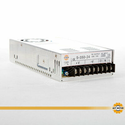 German Ship Switching Power Supply 350W-24V, output 24VDC, input 115~230VAC 15A
