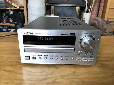 Teac Cr-H240 Amplifier Cd Player Am Fm Dab Receiver Radio All In One Micro Hifi