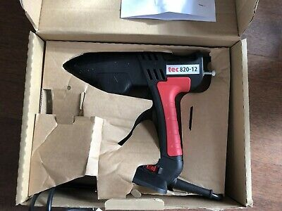 Tec 820-12 - High Spec Industrial - Variable Temperature Glue Gun