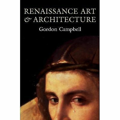Renaissance Art and Architecture [Nieuw]