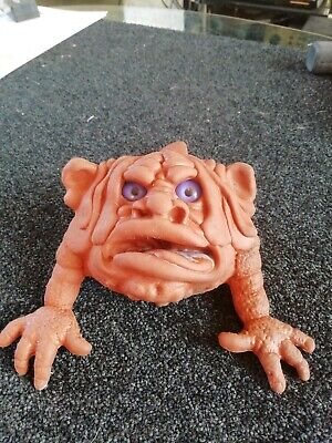 BROWN Vintage Boglin Goblin Figure