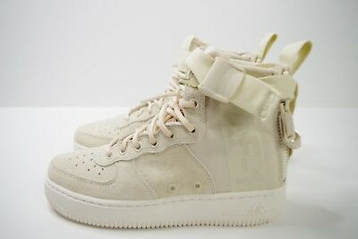 96578371320cb W Nike Sf Af1 Mid Special Field Fossil Size Uk 5 Us 7.5 Eur 38.5 Aa3966