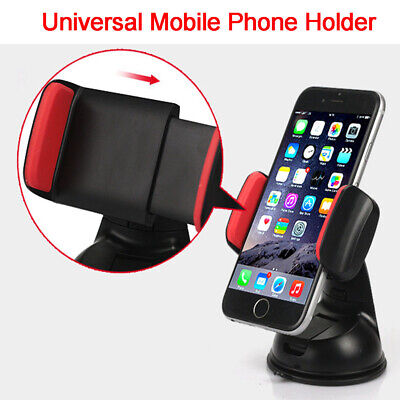 360° Rotating Universal In Car Suction Phone Holder Dashboard Windscreen Mount