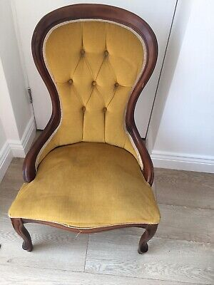 Mustard Nursing Chair