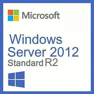 Windows Server 2012 R2 Standard Product |KEY| Code License And Download LifeTime