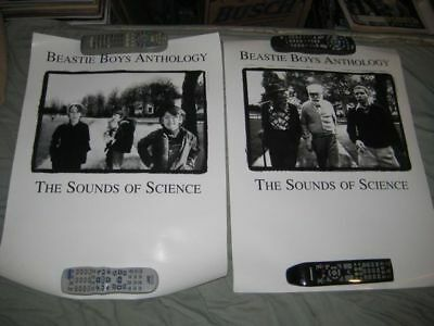 BEASTIE BOYS-(anthology)-18X24 POSTER-NMINT