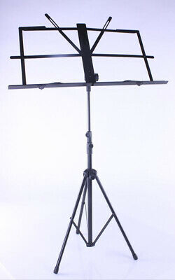 Metal Adjustable Sheet Music Stand Holder