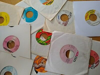 "Job lot Reggae /Dancehall 7"" Singles ..ANY 3 FOR £10 Over 200 to choose from"
