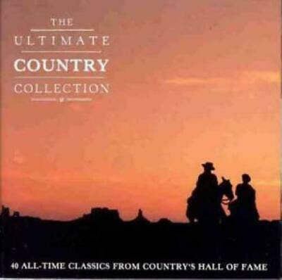 Various Artists : The Ultimate Country Collection CD - Very Good Condition