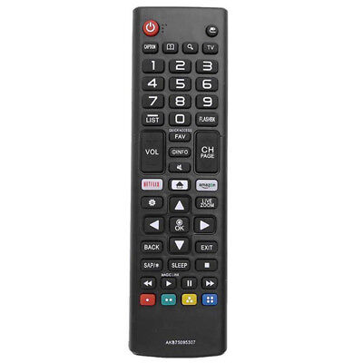 Replacement Remote Control for LG AKB75095307 Smart LED LCD TV TC