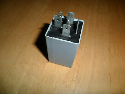 Microcar Mc1 Mc2  Grey Relay 6 Pin