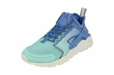 the latest 1feff ba9fe Nike Womens Air Huarache Run Ultra BR Low Top Lace Up Running Sneaker