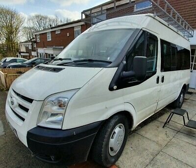 2007 57 Ford Transit Tourneo spares or repairs project minibus mk7