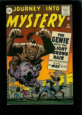 Journey Into Mystery 76 VG/FN 5.0