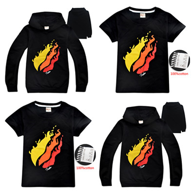 Other New Prestonplayz T-shirt Children Kids Boys Girls Summer Cotton Tee Tops Gift