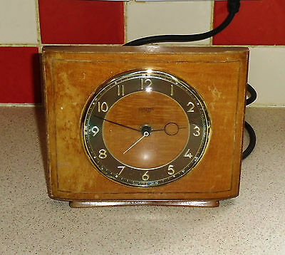 Smiths Sectric Mantel Clock. 1953/55.