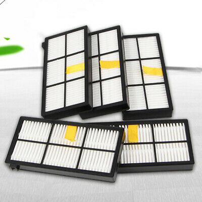 5pcs Vacuum Cleaner Filter for Robot Cleaner 600 610 Series Well Operating