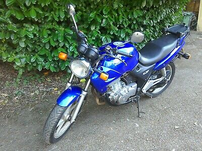 Honda CB 500 2003, MoT April 2020, Low mileage 5,700 miles