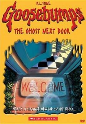 GOOSEBUMPS: GHOST NEXT DOOR (Region 1 DVD,US Import,sealed)
