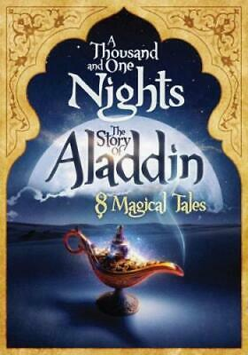 THOUSAND & ONE NIGHTS: STORY OF ALADDIN: 8 TALE (Region 1 DVD,US Import,sealed.)