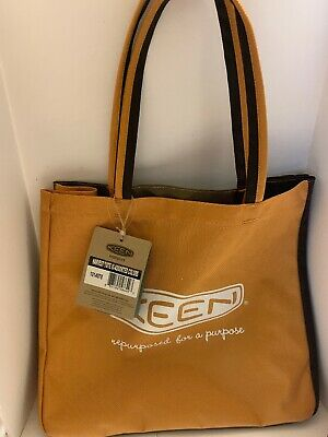 0477bc3651 KEEN Hybrid Transport Harvest Tote Nylon Shoulder Bag Large & Packable New
