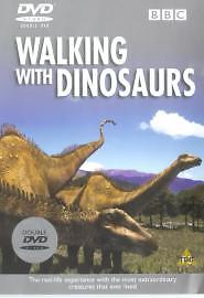 Walking With Dinosaurs - Complete BBC Series [1999] [DVD] - 2 disc with booklet