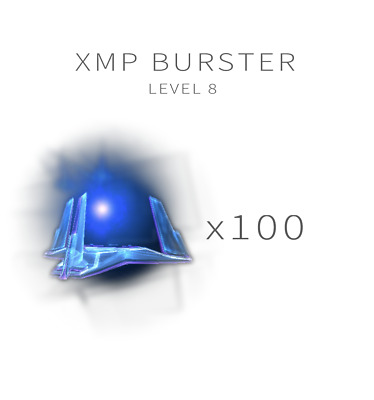 INGRESS - XMP Burster L8 - 100 pcs - Fast Delivery