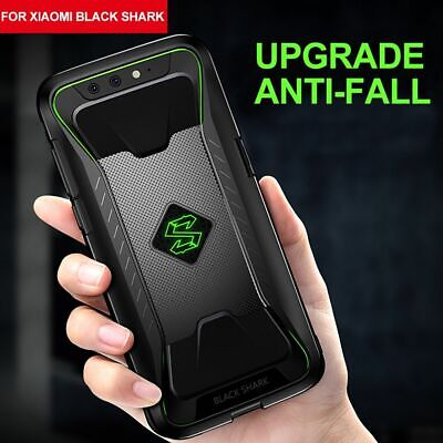 Phone Case Xiaomi Black Shark Helo Liquid Silicone Thin Cover Heat Dissipation 2