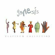 Platinum Collection by Genesis   CD   condition acceptable
