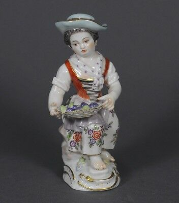 Meissen Gärtnerkind Gardener´s child Kaendler Figur figure figurine マイセン 邁森