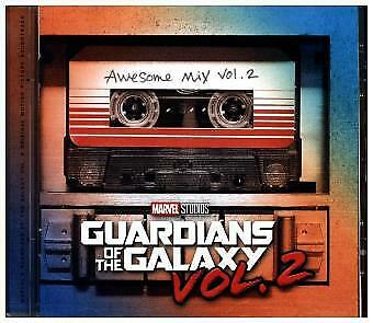 OST/ Various - Guardians Of The Galaxy: Awesome Mix Vol.2 CD Hollywood Reco NEU