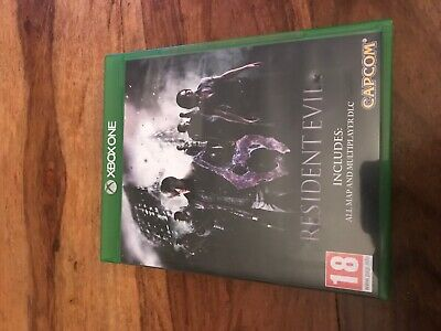 Xbox One Resident Evil 6 Game