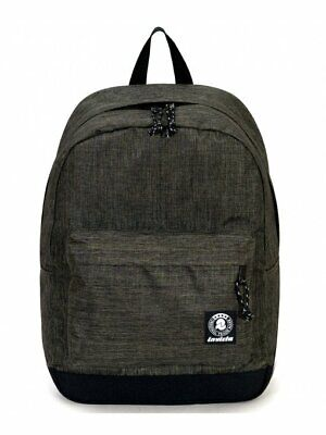 c51a02a8d2 Zaino Scuola Invicta Carlson Olive 2 Tone 27 Lt New Way Collection 2019-20