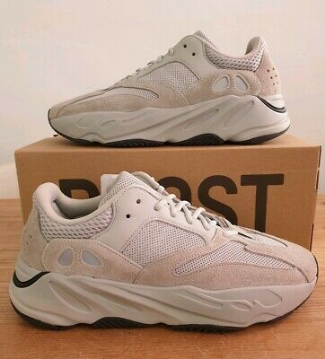 e8f744c8b2459 Adidas Yeezy Boost 700 Salt UK 9 US 9.5 EU 43.3 EG7487 Kanye West Wave  Runner