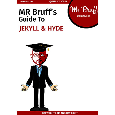 *NEW* Mr Bruff's Guide to 'Jekyll and Hyde' (Paperback) - 1520926650 GCSE